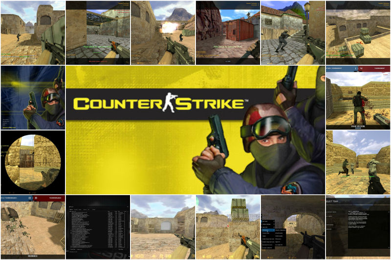 [2016][Counter Strike 1.6]